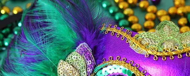 Souvenirs for Mardi Gras