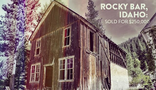 Rocky Bar Idaho