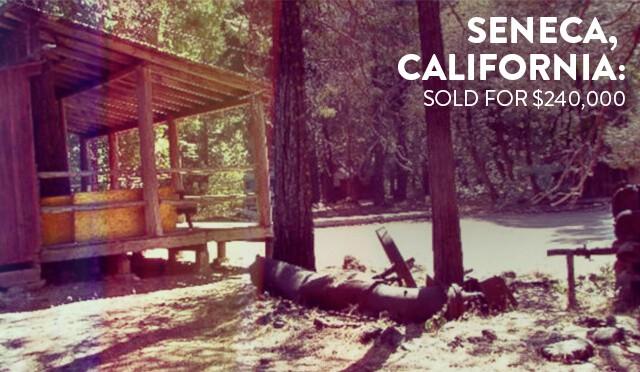 Seneca California