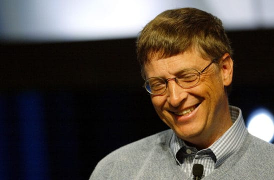 What do Bill Gates and Donald Trump have in common?