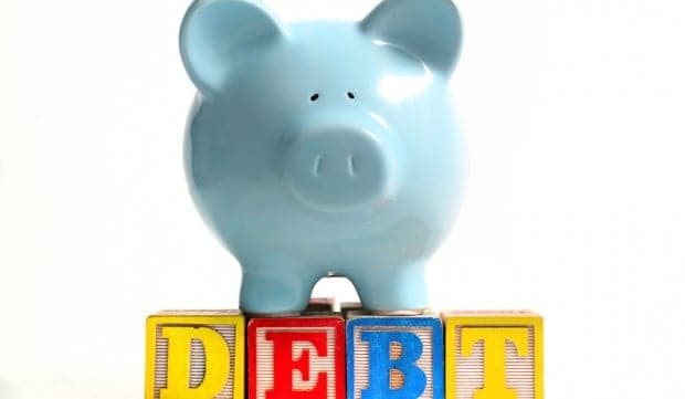 get out of tax debt