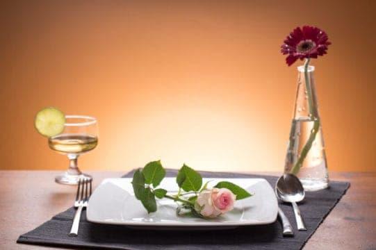 desayuno de Día de San Valentín