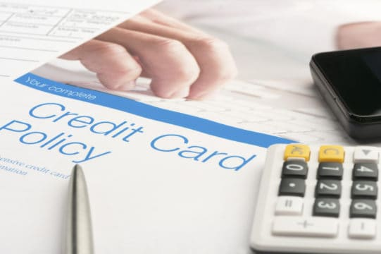 Credit cards have no set term of repayment in their policies