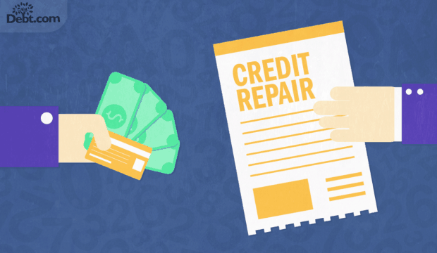 How much does credit repair cost?