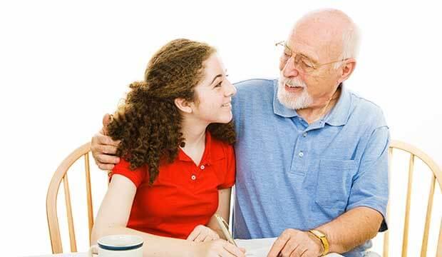 millennials and grandparents handle money the same