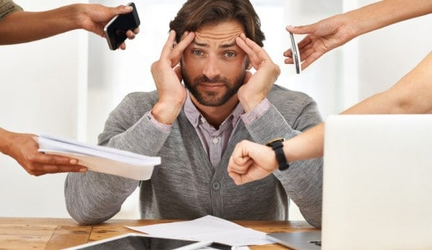 how to avoid financial stress
