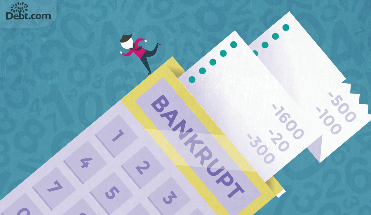 Taking the right steps in the run up to your bankruptcy filing