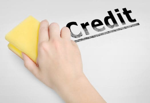 Clean up your credit with professional credit repair services