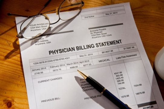 hospital turn my bills over to collections