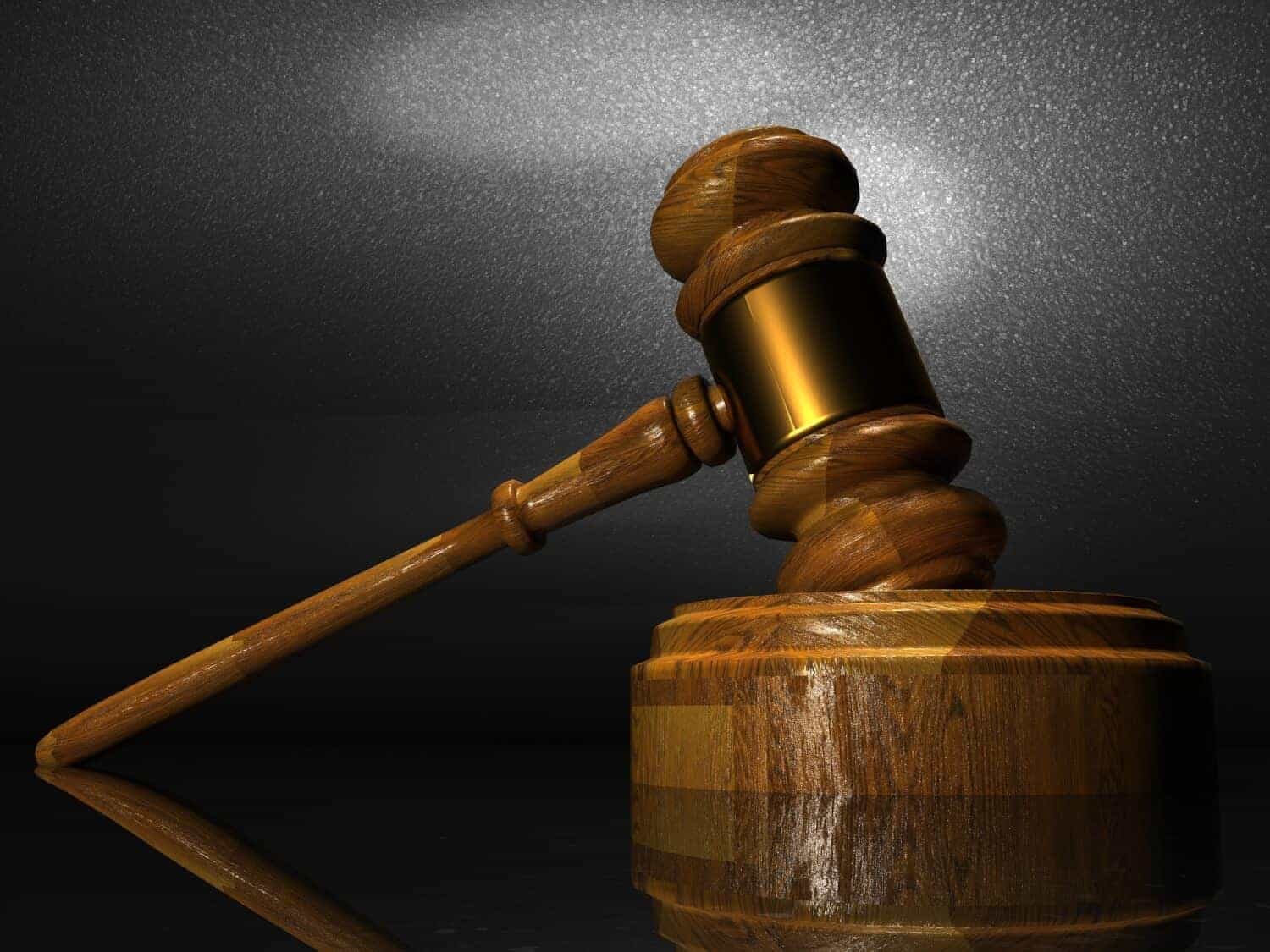 You have a right to bring the gavel down on a debt collector
