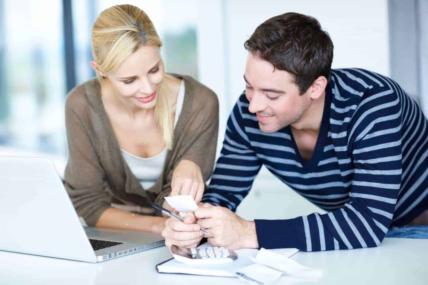 Finance for couples: plan your budget together