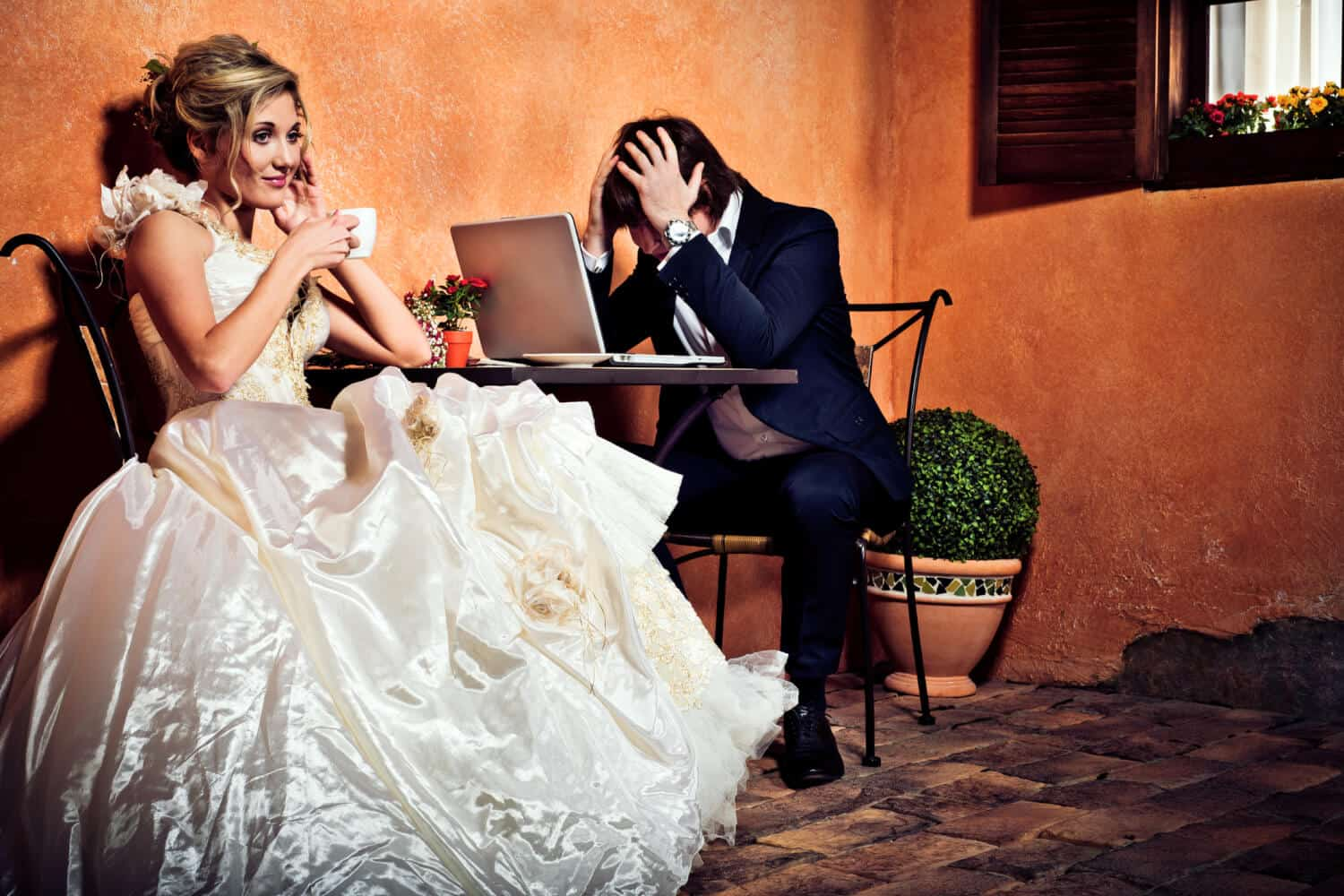 pictures 7 things that cause wedding debt and how to avoid it