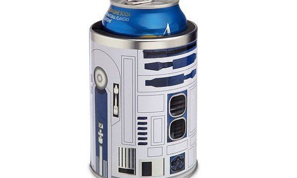 R2D2 cooler is a cheap weird gift