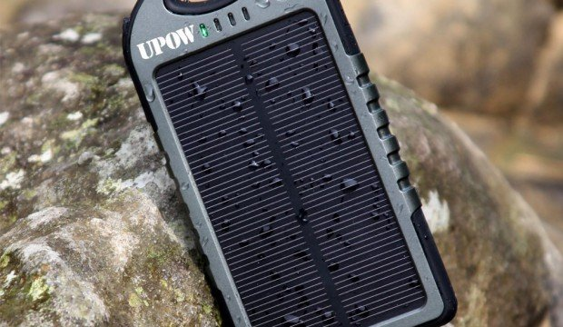 cheap solar charger gift
