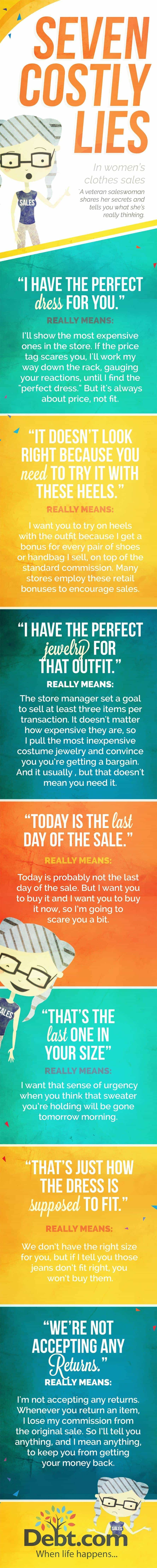 retail sales tactics