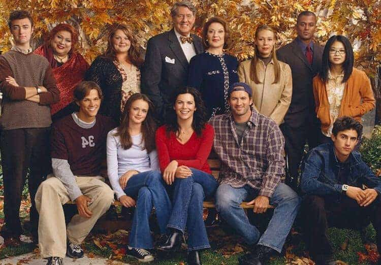 cast of Gilmore girls