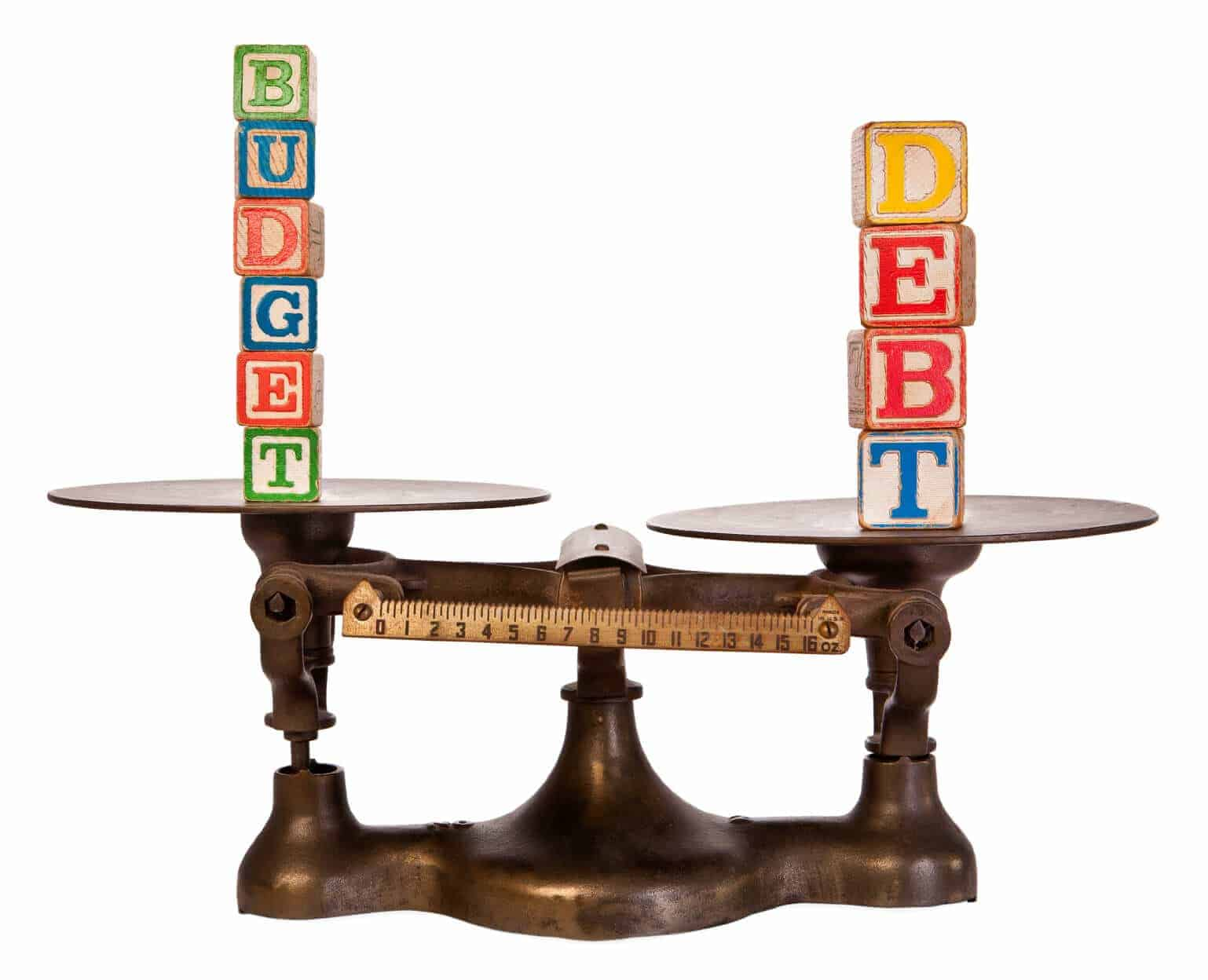 Balance between budget and debt can be achieved with a credit counseling solution