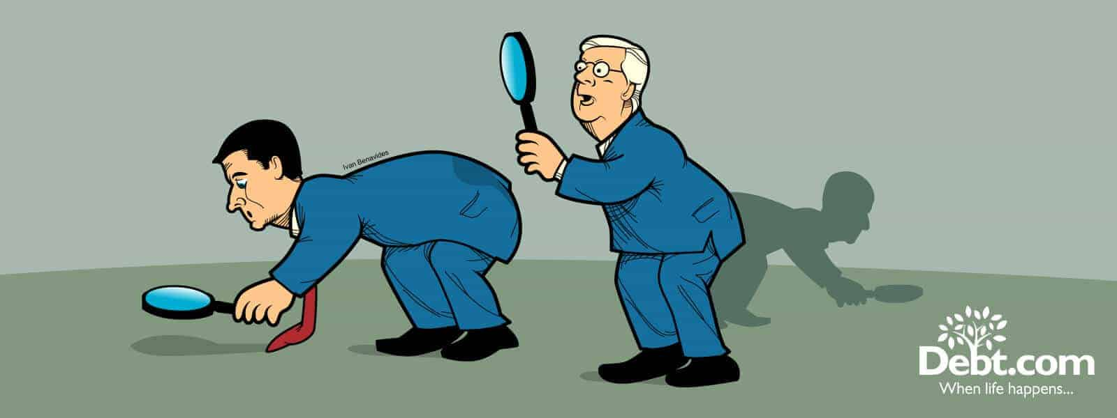 Paul Ryan and Mitch McConnell search for good legislative ideas (illustrated)