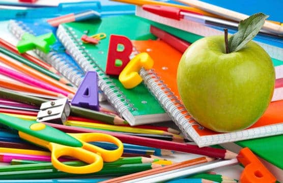 The cost of a pile of school supplies is nothing compared to the shocking state of school teacher pay