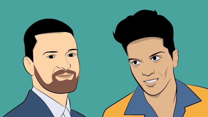 Justin Timberlake or Bruno Mars