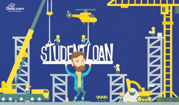 You can remove the burden of student loan debt from your shoulders with Public Service Loan Forgiveness PSLF