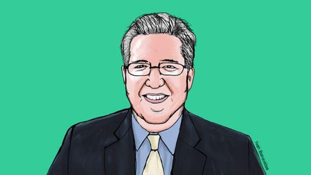 Debt.com Illustration by Ivan Benavides: Dean Sperantsas, financial planner and wealth management investor