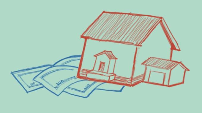 average spent on housing