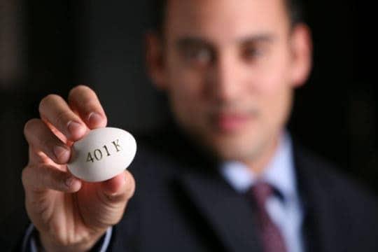 401k match and automatic retirement saving work