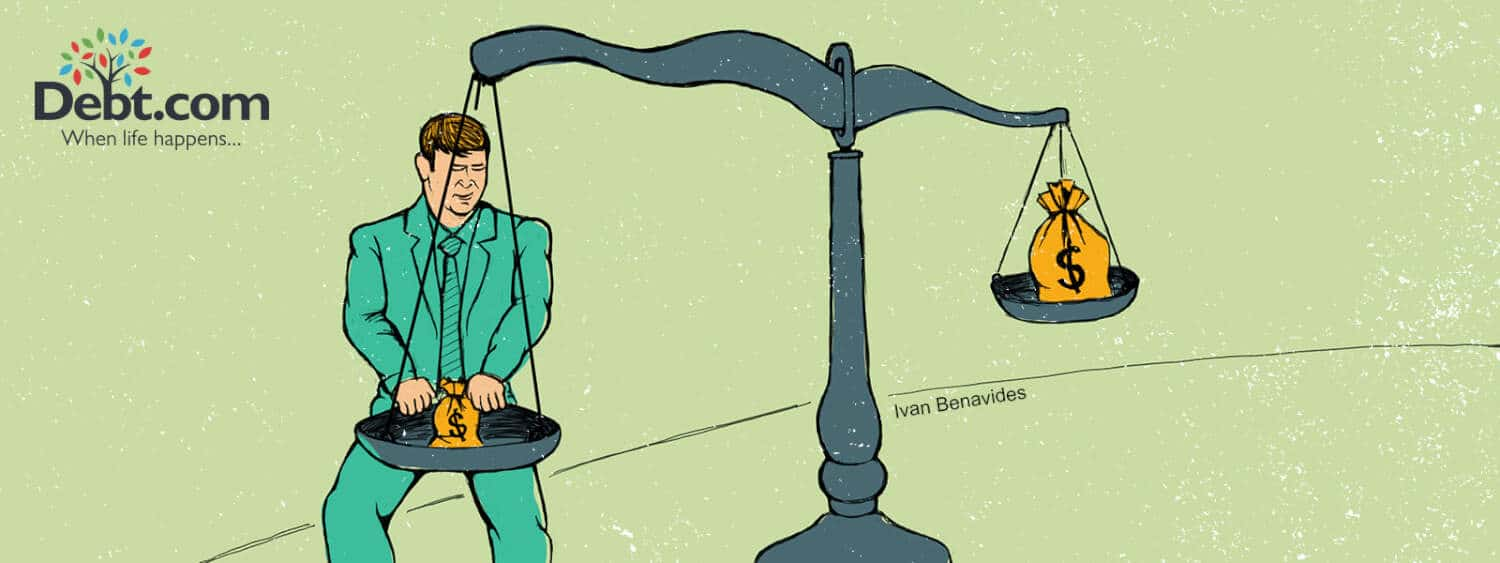 CFPB Director Richard Cordray tips the scales of consumer justice (illustrated)