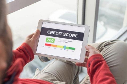 Credit Score Not a Loan