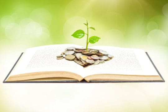 Find financial literacy resources that can help you learn