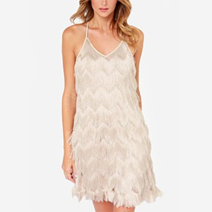 Fringe Dress Lulu's