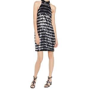 Fringe Dress Michael Kors