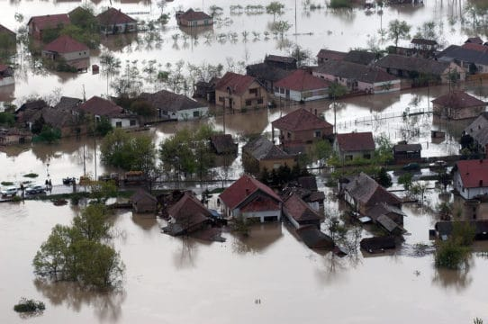 financially preparing for natural disasters