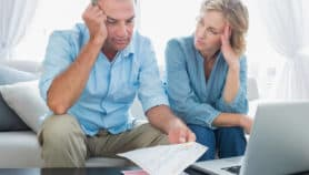 Couple considers options for debt relief