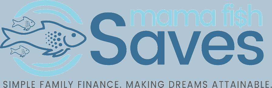 Mama Fish Saves blog logo