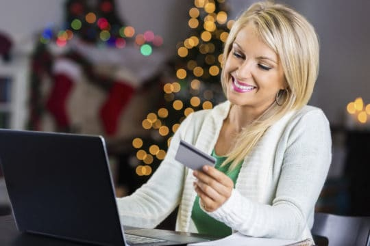 Putting Christmas on credit can get costly with interest charges