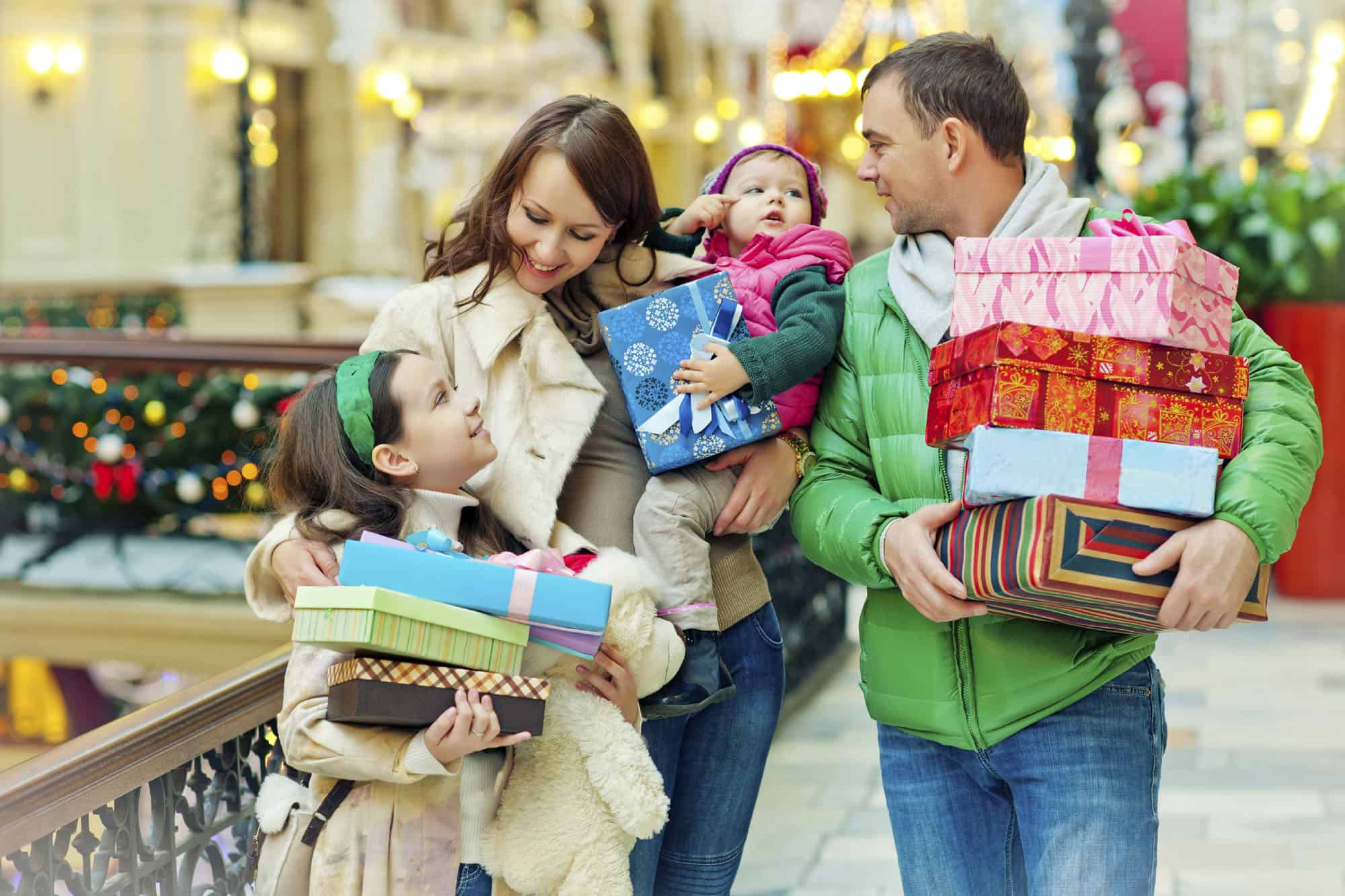 Families Can Save Money And Stay On Budget With Black Friday Shopping