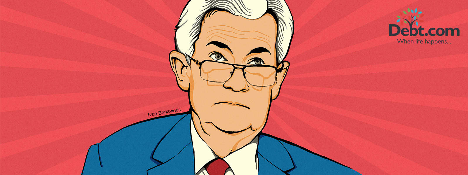 Jerome Powell is Trump's nominee for the Federal Reserve (illustrated)