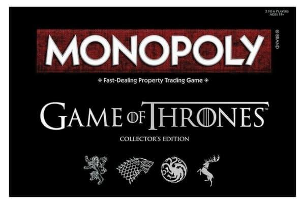 Monopolio - Juego de Tronos