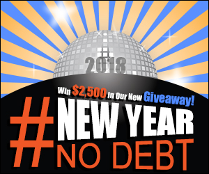 Win $2,500 in Our New Giveaway!