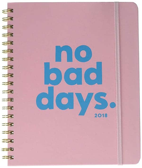 No Bad Days Planner