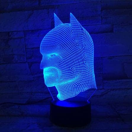 Superhero Night Light