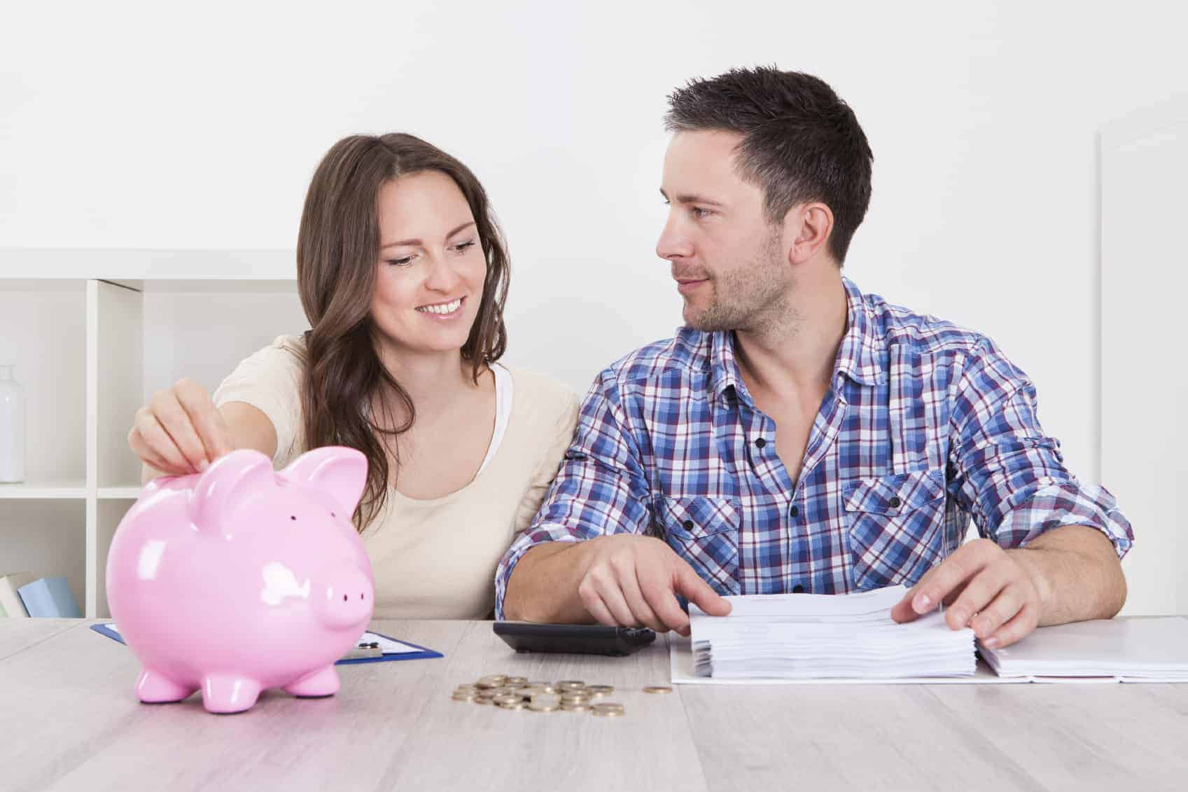 A personal financial management tool can help you build an emergency fund