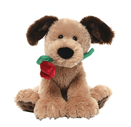 Push Stuffed Animal