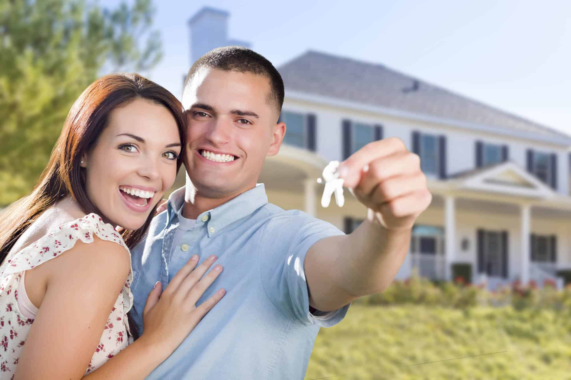 Can I buy a house with bad credit? Yes you can!