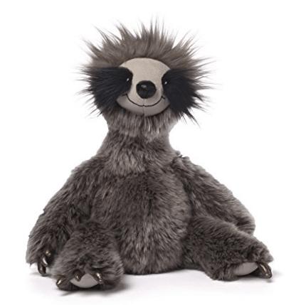 stuffed animal sloth