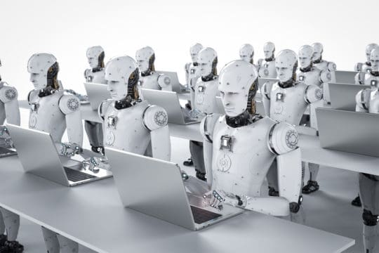 Will Robot Replace Human Workers