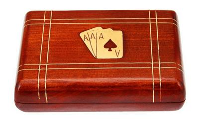 Kit para jugar cartas