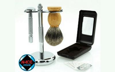 Kit para afeitarse